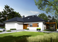 Projekt domu: Astrid G2