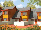 Projekt rodinného domu: Alma