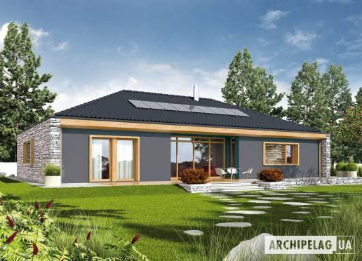 Проект будинку - Екс 8 ІІ (Г2, версія Г, Енерго)