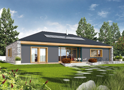 House plan: EX 8 II G2 D Soft