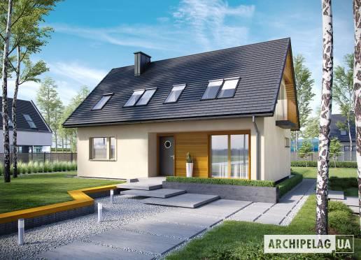 Проект будинку - Е11 ІІІ (Економ)