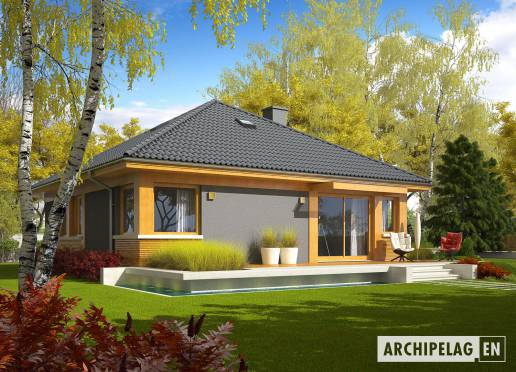 House plan - Anabela