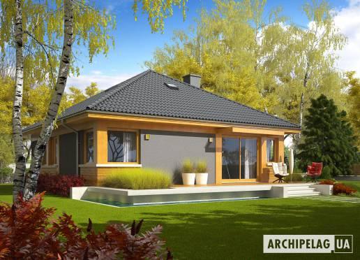 Проект будинку - Анабеля