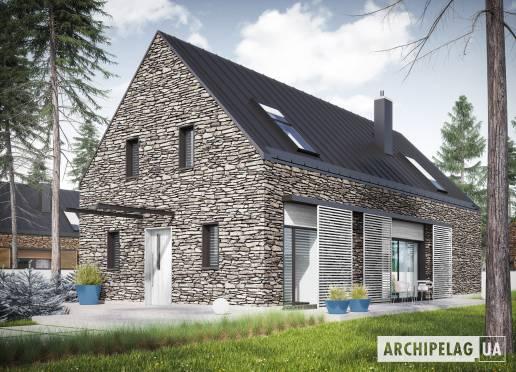 Проект будинку - Екс 15 ІІ (Енерго)