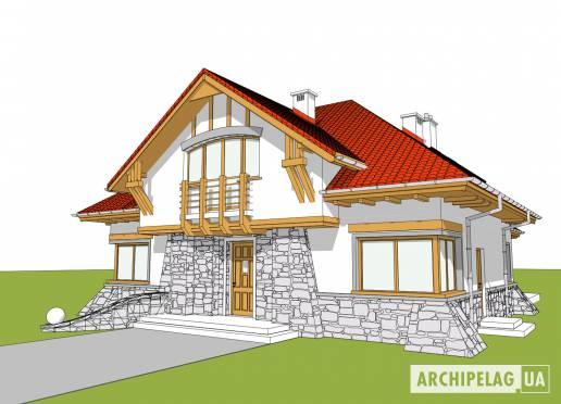 Проект будинку - Едік