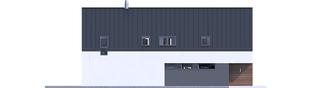 Projekt domu EX 19 G2 ENERGO PLUS - elewacja lewa