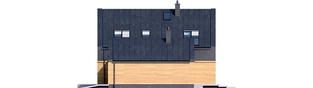 Projekt domu EX 16 G1 MULTI-COMFORT - elewacja prawa