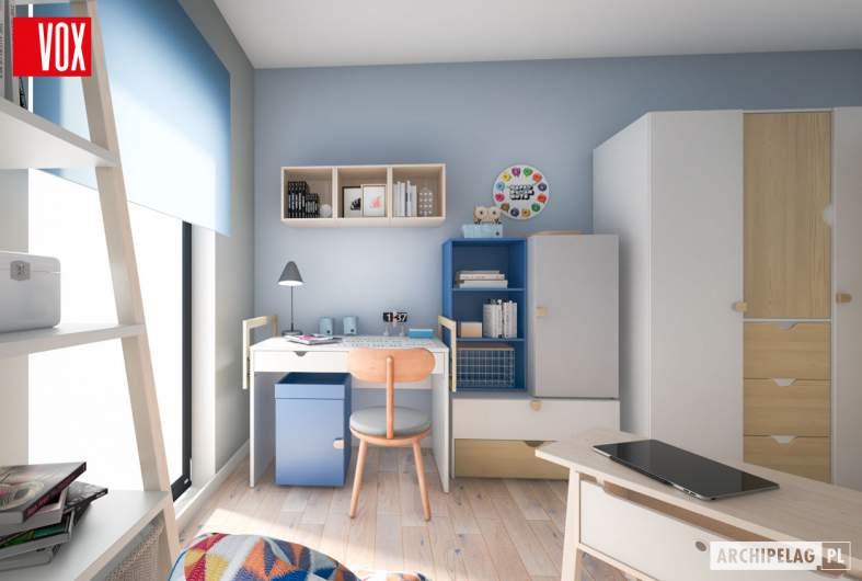 Projekt domu Mini 4