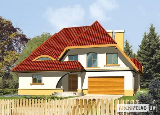 Проект будинку - Ожина (Г2)