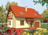 Projekt rodinného domu: Aga
