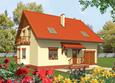 Projekt domu: Aga