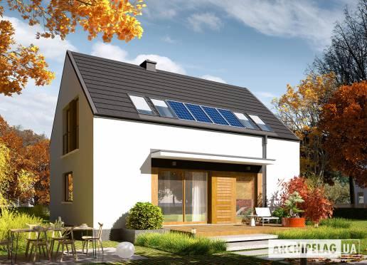 Проект будинку - Е12 (Енерго)