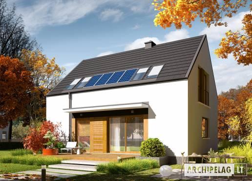 Namo projektas - E12 ENERGO