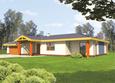 Projekt domu: Sabina