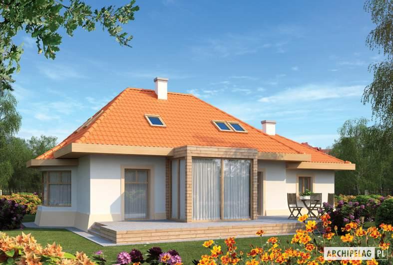 Projekt domu Celesta G1 -