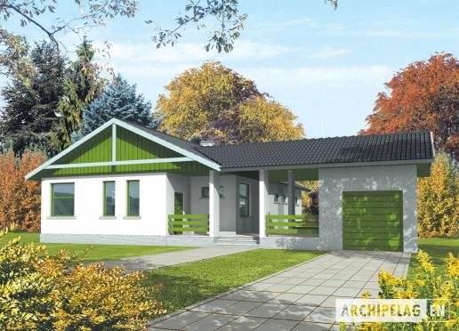 House plan - Regine G1