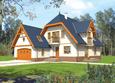 Projekt domu: Oxana G2