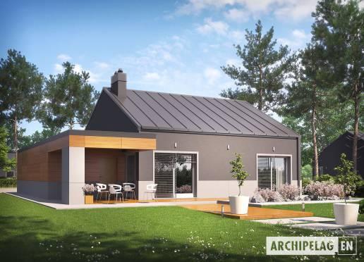House plan - Edwin II G1 ENERGO