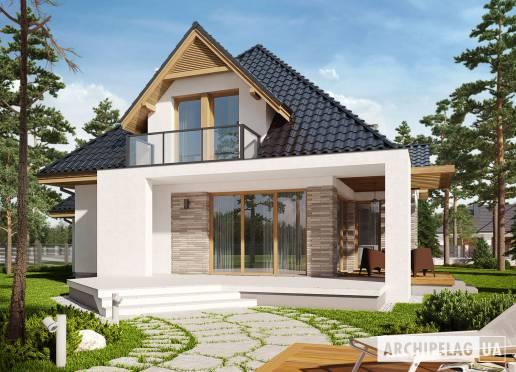 Проект будинку - Аміра (Г1)