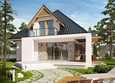 Projekt domu: Amira G1 A++
