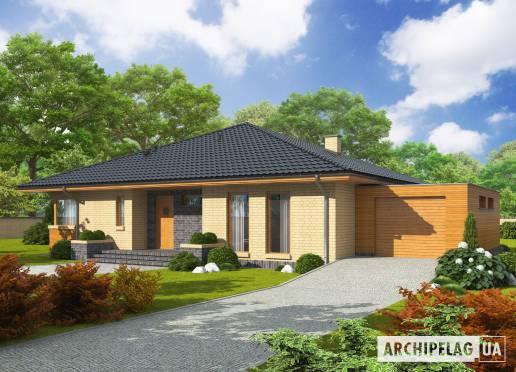Проект будинку - Антоніо (Г1)