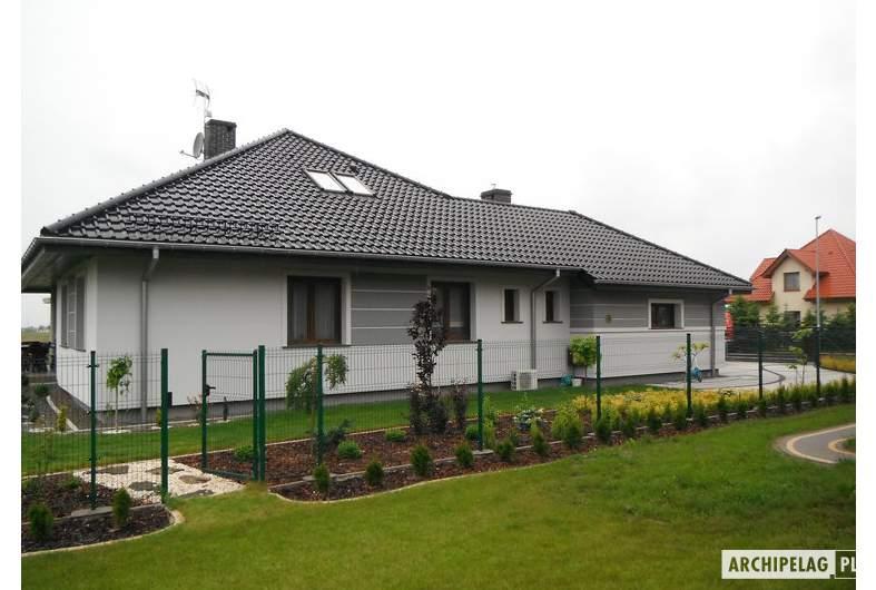 Projekt domu Lote G2 - realizacja