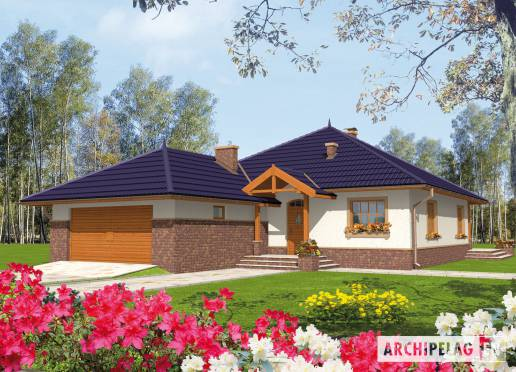 House plan - Lote G2