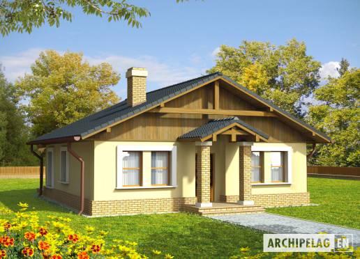 House plan - Bogna III