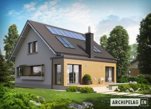 House plan - Mily ENERGO