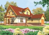 Projekt rodinného domu: Míla