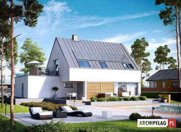 Projekt: Lars G1 (wersja B) ENERGO PLUS