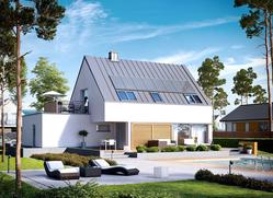 Projekt Lars G1 (wersja B) ENERGO PLUS