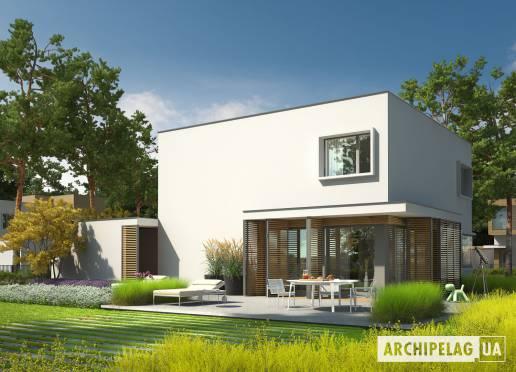 Проект будинку - Екс 10 II (Н, Енерго) *