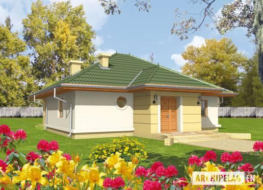 House plan - Kama