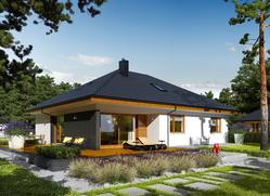 Projekt rodinného domu: Astrid (malá) II G