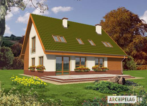 House plan - Kika