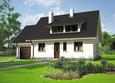 Projekt domu: Calinka (s garáží)