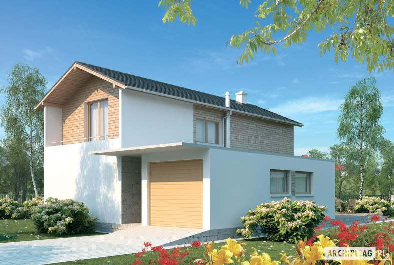 Projekt domu Feliks G1 -