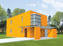 Проект дома: Кристоф