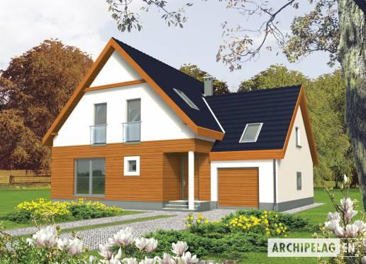 House plan - Fabricia II G1