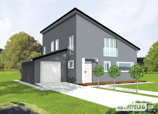 Проект будинку - Роні