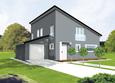 Projekt domu: Roni G1 A++