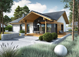 Projekt domu: Mini 4 II A++