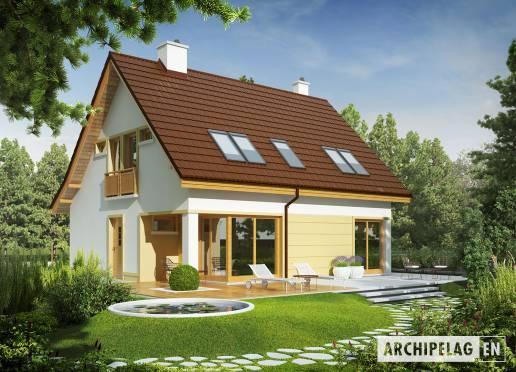 House plan - Tim III Mocca
