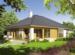 Projekt rodinného domu: Glen G1