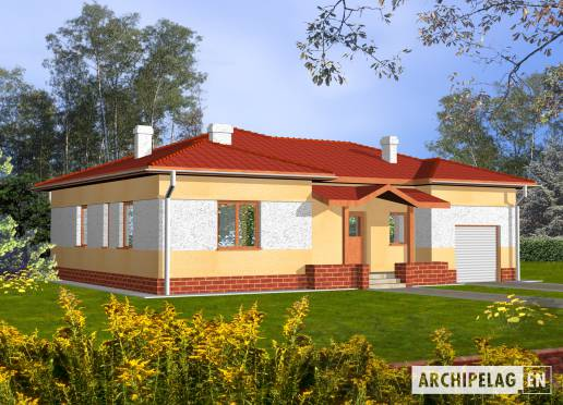 House plan - Olimpia