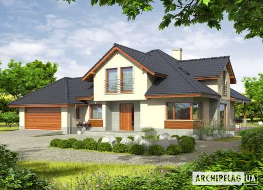 Проект дома - Наоми (Г2)
