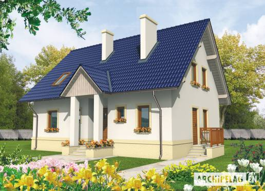 House plan - Magdalena