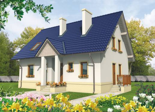 Mājas projekts - Magdalenka
