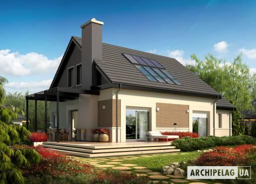 Проект будинку - Ніккі ІІ (Г1)